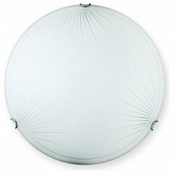 Накладной светильник TopLightКруглые<br>Артикул - TPL_TL9142Y-02WH,Бренд - TopLight (Россия),Коллекция - Wifa,Гарантия, месяцы - 24,Диаметр, мм - 300,Размер упаковки, мм - 350x120x350,Тип лампы - компактная люминесцентная [КЛЛ] ИЛИнакаливания ИЛИсветодиодная [LED],Общее кол-во ламп - 2,Напряжение питания лампы, В - 220,Максимальная мощность лампы, Вт - 60,Лампы в комплекте - отсутствуют,Цвет плафонов и подвесок - белый с неокрашенным рисунком,Тип поверхности плафонов - матовый,Материал плафонов и подвесок - стекло,Цвет арматуры - хром,Тип поверхности арматуры - глянцевый,Материал арматуры - металл,Возможность подлючения диммера - можно, если установить лампу накаливания,Тип цоколя лампы - E27,Класс электробезопасности - I,Общая мощность, Вт - 120,Степень пылевлагозащиты, IP - 20,Диапазон рабочих температур - комнатная температура,Дополнительные параметры - способ крепления светильника к потолку и к стене - на монтажной пластине<br>