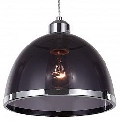 Подвесной светильник ST-LuceДля кухни<br>Артикул - SL481.403.01,Бренд - ST-Luce (Китай),Коллекция - SL481,Гарантия, месяцы - 24,Высота, мм - 1200,Диаметр, мм - 230,Размер упаковки, мм - 740х500х690,Тип лампы - компактная люминесцентная [КЛЛ] ИЛИнакаливания ИЛИсветодиодная [LED],Общее кол-во ламп - 1,Напряжение питания лампы, В - 220,Максимальная мощность лампы, Вт - 60,Лампы в комплекте - отсутствуют,Цвет плафонов и подвесок - хром, черный,Тип поверхности плафонов - глянцевый, прозрачный,Материал плафонов и подвесок - металл, полимер,Цвет арматуры - хром,Тип поверхности арматуры - глянцевый,Материал арматуры - металл,Возможность подлючения диммера - можно, если установить лампу накаливания,Тип цоколя лампы - E27,Класс электробезопасности - I,Степень пылевлагозащиты, IP - 20,Диапазон рабочих температур - комнатная температура,Дополнительные параметры - регулируется по высоте, способ крепления светильника к потолку – на монтажной пластине<br>