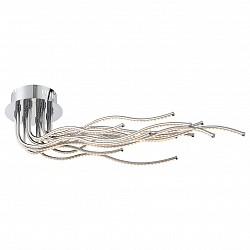 Потолочная люстра ST-LuceПолимерные плафоны<br>Артикул - SL905.152.12,Бренд - ST-Luce (Китай),Коллекция - Exclu,Гарантия, месяцы - 24,Высота, мм - 200,Размер упаковки, мм - 730x265x170,Тип лампы - светодиодная [LED],Общее кол-во ламп - 12,Максимальная мощность лампы, Вт - 60,Лампы в комплекте - светодиодные [LED],Цвет плафонов и подвесок - белый,Тип поверхности плафонов - матовый,Материал плафонов и подвесок - акрил,Цвет арматуры - хром,Тип поверхности арматуры - глянцевый,Материал арматуры - металл,Возможность подлючения диммера - нельзя,Класс электробезопасности - I,Общая мощность, Вт - 720,Степень пылевлагозащиты, IP - 20,Диапазон рабочих температур - комнатная температура,Дополнительные параметры - способ крепления светильника к потолку – на монтажной пластине<br>
