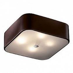 Накладной светильник Odeon LightКвадратные<br>Артикул - OD_2048_4C,Бренд - Odeon Light (Италия),Коллекция - Turon,Гарантия, месяцы - 24,Высота, мм - 160,Тип лампы - компактная люминесцентная [КЛЛ] ИЛИнакаливания ИЛИсветодиодная [LED],Общее кол-во ламп - 4,Напряжение питания лампы, В - 220,Максимальная мощность лампы, Вт - 40,Лампы в комплекте - отсутствуют,Цвет плафонов и подвесок - коричневый, неокрашенный,Тип поверхности плафонов - матовый,Материал плафонов и подвесок - стекло, металл,Цвет арматуры - хром,Тип поверхности арматуры - глянцевый,Материал арматуры - металл,Возможность подлючения диммера - можно, если установить лампу накаливания,Тип цоколя лампы - E14,Класс электробезопасности - I,Общая мощность, Вт - 160,Степень пылевлагозащиты, IP - 20,Диапазон рабочих температур - комнатная температура<br>