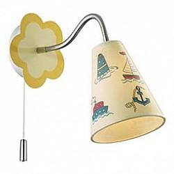 Бра Odeon LightТекстильный плафон<br>Артикул - OD_2281_1W,Бренд - Odeon Light (Италия),Коллекция - Dream,Гарантия, месяцы - 24,Время изготовления, дней - 1,Высота, мм - 200,Тип лампы - компактная люминесцентная [КЛЛ] ИЛИнакаливания ИЛИсветодиодная [LED],Общее кол-во ламп - 1,Напряжение питания лампы, В - 220,Максимальная мощность лампы, Вт - 40,Лампы в комплекте - отсутствуют,Цвет плафонов и подвесок - белый с цветным рисунком,Тип поверхности плафонов - матовый,Материал плафонов и подвесок - текстиль,Цвет арматуры - белый, желтый, хром,Тип поверхности арматуры - глянцевый,Материал арматуры - металл,Возможность подлючения диммера - можно, если установить лампу накаливания,Тип цоколя лампы - E14,Класс электробезопасности - I,Степень пылевлагозащиты, IP - 20,Диапазон рабочих температур - комнатная температура,Дополнительные параметры - поворотный светильник, предназначен для использования со скрытой проводкой<br>