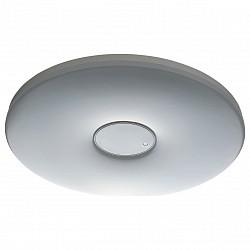 Накладной светильник RegenBogen LIFEКруглые<br>Артикул - MW_660011101,Бренд - RegenBogen LIFE (Германия),Коллекция - Норден 2,Гарантия, месяцы - 24,Высота, мм - 60,Диаметр, мм - 560,Тип лампы - светодиодная [LED],Общее кол-во ламп - 400,Максимальная мощность лампы, Вт - 0.2,Лампы в комплекте - светодиодные [LED],Цвет плафонов и подвесок - белый,Тип поверхности плафонов - матовый,Материал плафонов и подвесок - акрил,Цвет арматуры - белый,Тип поверхности арматуры - матовый,Материал арматуры - металл,Класс электробезопасности - I,Общая мощность, Вт - 80,Степень пылевлагозащиты, IP - 20,Диапазон рабочих температур - комнатная температура,Дополнительные параметры - способ крепления к потолку - на монтажной пластине<br>