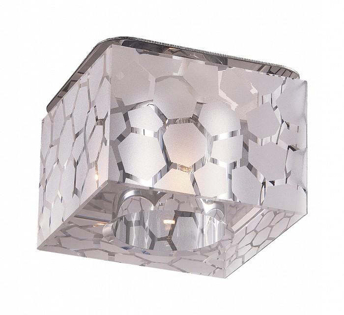 Фото Встраиваемый светильник Novotech Cubic 369425