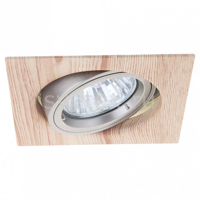 Фото Комплект из 3 встраиваемых светильников Arte Lamp Eclipse A2208PL-3BR