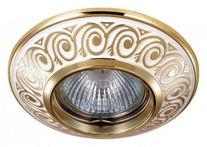 Фото Встраиваемый светильник Novotech Vintage 370001