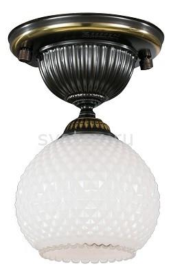 Светильник на штанге Reccagni AngeloКруглые<br>Артикул - RA_PL_8610_1,Бренд - Reccagni Angelo (Италия),Коллекция - 8610,Гарантия, месяцы - 24,Высота, мм - 220,Диаметр, мм - 150,Тип лампы - компактная люминесцентная [КЛЛ] ИЛИнакаливания ИЛИсветодиодная [LED],Общее кол-во ламп - 1,Напряжение питания лампы, В - 220,Максимальная мощность лампы, Вт - 60,Лампы в комплекте - отсутствуют,Цвет плафонов и подвесок - белый с каймой,Тип поверхности плафонов - матовый, рельефный,Материал плафонов и подвесок - стекло,Цвет арматуры - бронза темная,Тип поверхности арматуры - матовый, рельефный,Материал арматуры - латунь,Количество плафонов - 1,Возможность подлючения диммера - можно, если установить лампу накаливания,Тип цоколя лампы - E27,Класс электробезопасности - I,Степень пылевлагозащиты, IP - 20,Диапазон рабочих температур - комнатная температура,Дополнительные параметры - способ крепления к потолку - на монтажной пластине<br>