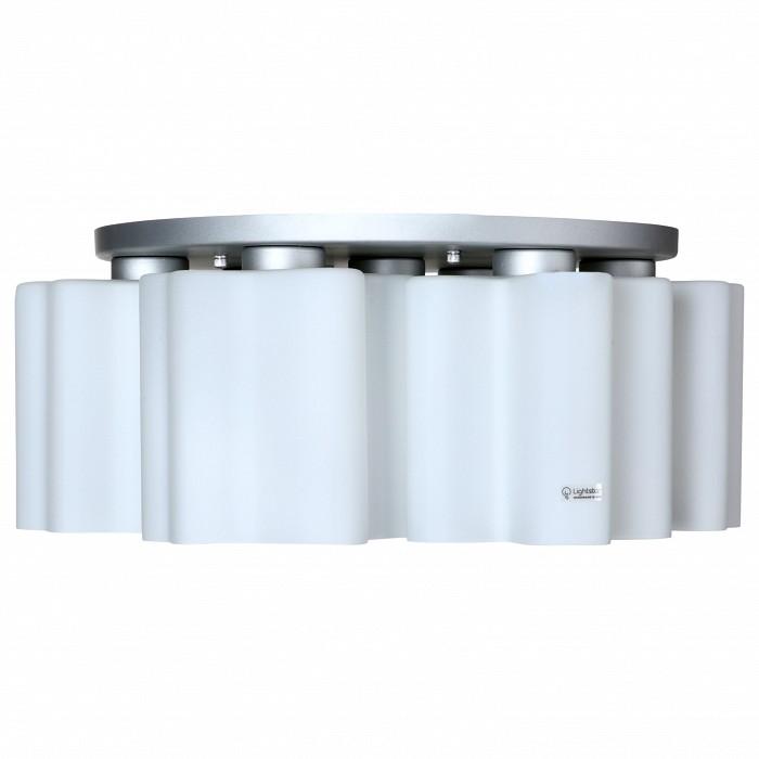 Потолочная люстра LightstarЛюстры<br>Артикул - LS_802070,Бренд - Lightstar (Италия),Коллекция - Nubi,Гарантия, месяцы - 24,Время изготовления, дней - 1,Высота, мм - 230,Диаметр, мм - 550,Тип лампы - компактная люминесцентная [КЛЛ] ИЛИнакаливания ИЛИсветодиодная [LED],Общее кол-во ламп - 7,Напряжение питания лампы, В - 220,Максимальная мощность лампы, Вт - 40,Лампы в комплекте - отсутствуют,Цвет плафонов и подвесок - белый,Тип поверхности плафонов - матовый,Материал плафонов и подвесок - стекло,Цвет арматуры - хром,Тип поверхности арматуры - матовый,Материал арматуры - металл,Количество плафонов - 7,Возможность подлючения диммера - можно, если установить лампу накаливания,Тип цоколя лампы - E27,Класс электробезопасности - I,Общая мощность, Вт - 280,Степень пылевлагозащиты, IP - 20,Диапазон рабочих температур - комнатная температура<br>