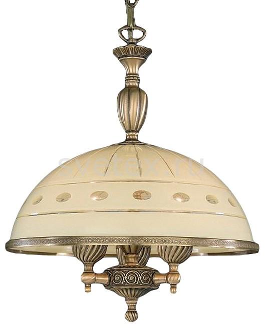 Подвесной светильник Reccagni AngeloСветодиодные<br>Артикул - RA_L_7004_38,Бренд - Reccagni Angelo (Италия),Коллекция - 7004,Гарантия, месяцы - 24,Высота, мм - 460-1560,Диаметр, мм - 380,Тип лампы - компактная люминесцентная [КЛЛ] ИЛИнакаливания ИЛИсветодиодная [LED],Общее кол-во ламп - 3,Напряжение питания лампы, В - 220,Максимальная мощность лампы, Вт - 60,Лампы в комплекте - отсутствуют,Цвет плафонов и подвесок - кремовый с рисунком и каймой,Тип поверхности плафонов - матовый,Материал плафонов и подвесок - стекло,Цвет арматуры - бронза состаренная,Тип поверхности арматуры - матовый, рельефный,Материал арматуры - латунь,Количество плафонов - 1,Возможность подлючения диммера - можно, если установить лампу накаливания,Тип цоколя лампы - E27,Класс электробезопасности - I,Общая мощность, Вт - 180,Степень пылевлагозащиты, IP - 20,Диапазон рабочих температур - комнатная температура,Дополнительные параметры - способ крепления светильника к потолку - на крюке, регулируется по высоте<br>