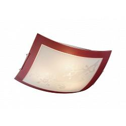 Накладной светильник SonexКвадратные<br>Артикул - SN_3146,Бренд - Sonex (Россия),Коллекция - Sakura,Гарантия, месяцы - 24,Время изготовления, дней - 1,Тип лампы - компактная люминесцентная [КЛЛ] ИЛИнакаливания ИЛИсветодиодная [LED],Общее кол-во ламп - 3,Напряжение питания лампы, В - 220,Максимальная мощность лампы, Вт - 100,Лампы в комплекте - отсутствуют,Цвет плафонов и подвесок - белый с рисунком и коричневой каймой,Тип поверхности плафонов - матовый,Материал плафонов и подвесок - стекло,Цвет арматуры - хром,Тип поверхности арматуры - глянцевый,Материал арматуры - металл,Возможность подлючения диммера - можно, если установить лампу накаливания,Тип цоколя лампы - E27,Класс электробезопасности - I,Общая мощность, Вт - 300,Степень пылевлагозащиты, IP - 20,Диапазон рабочих температур - комнатная температура<br>