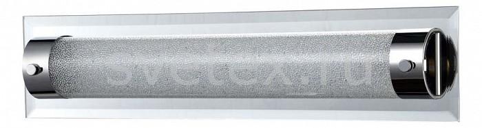 Накладной светильник MaytoniСветодиодные<br>Артикул - MY_MOD444-01-N,Бренд - Maytoni (Германия),Коллекция - Plasma,Гарантия, месяцы - 24,Длина, мм - 450,Ширина, мм - 70,Выступ, мм - 100,Размер упаковки, мм - 510x160x135,Тип лампы - светодиодная [LED],Общее кол-во ламп - 1,Максимальная мощность лампы, Вт - 13,Цвет лампы - белый,Лампы в комплекте - светодиодная [LED],Цвет плафонов и подвесок - неокрашенный,Тип поверхности плафонов - прозрачный,Материал плафонов и подвесок - стекло,Цвет арматуры - хром,Тип поверхности арматуры - глянцевый,Материал арматуры - металл,Количество плафонов - 1,Возможность подлючения диммера - нельзя,Цветовая температура, K - 4000 K,Световой поток, лм - 910,Экономичнее лампы накаливания - В 6, 1 раза,Светоотдача, лм/Вт - 70,Класс электробезопасности - I,Напряжение питания, В - 220,Степень пылевлагозащиты, IP - 20,Диапазон рабочих температур - комнатная температура,Дополнительные параметры - способ крепления светильника к стене - на монтажной пластине, светильник предназначен для использования со скрытой проводкой<br>