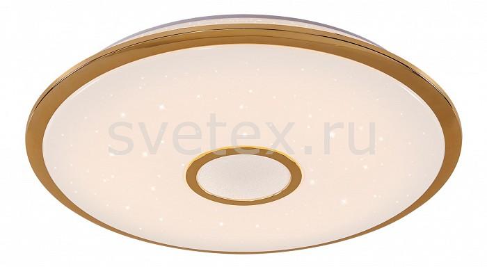 Накладной светильник CitiluxКруглые<br>Артикул - CL70382R,Бренд - Citilux (Дания),Коллекция - Старлайт,Гарантия, месяцы - 24,Выступ, мм - 85,Диаметр, мм - 590,Тип лампы - светодиодная [LED],Общее кол-во ламп - 80,Напряжение питания лампы, В - 220,Максимальная мощность лампы, Вт - 1,Цвет лампы - белый теплый - белый,Лампы в комплекте - светодиодные [LED],Цвет плафонов и подвесок - белый с золотой каймой,Тип поверхности плафонов - глянцевый, матовый,Материал плафонов и подвесок - полимер,Цвет арматуры - белый,Тип поверхности арматуры - матовый,Материал арматуры - металл,Количество плафонов - 1,Наличие выключателя, диммера или пульта ДУ - пульт ДУ,Цветовая температура, K - 3000 - 4500 K,Экономичнее лампы накаливания - в 10 раз,Класс электробезопасности - I,Общая мощность, Вт - 80,Степень пылевлагозащиты, IP - 44,Диапазон рабочих температур - комнатная температура,Дополнительные параметры - способ крепления светильника к стене и потолку - на монтажной пластине<br>