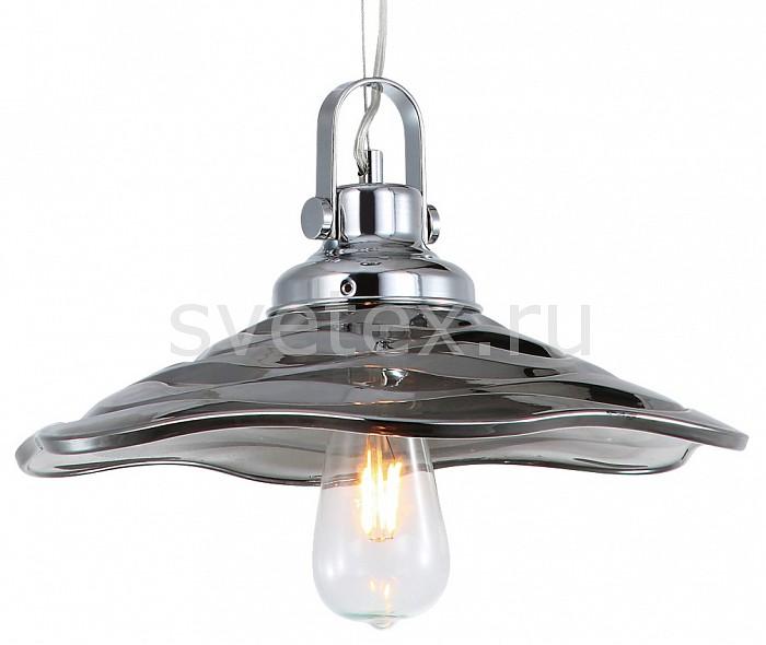 Подвесной светильник LussoleБарные<br>Артикул - LSP-0205,Бренд - Lussole (Италия),Коллекция - 202,Гарантия, месяцы - 24,Высота, мм - 400-1500,Диаметр, мм - 350,Тип лампы - компактная люминесцентная [КЛЛ] ИЛИнакаливания ИЛИсветодиодная [LED],Общее кол-во ламп - 1,Напряжение питания лампы, В - 220,Максимальная мощность лампы, Вт - 60,Лампы в комплекте - отсутствуют,Цвет плафонов и подвесок - серый,Тип поверхности плафонов - прозрачный, рельефный,Материал плафонов и подвесок - стекло,Цвет арматуры - хром,Тип поверхности арматуры - глянцевый,Материал арматуры - металл,Количество плафонов - 1,Возможность подлючения диммера - можно, если установить лампу накаливания,Тип цоколя лампы - E27,Класс электробезопасности - I,Степень пылевлагозащиты, IP - 20,Диапазон рабочих температур - комнатная температура,Дополнительные параметры - способ крепления светильника к потолку – на монтажной пластине или крюке, регулируется по высоте<br>