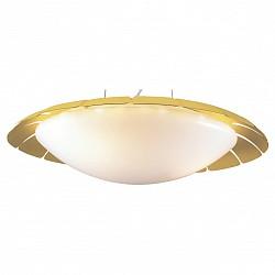 Подвесной светильник Odeon LightСветодиодные<br>Артикул - OD_2753_3,Бренд - Odeon Light (Италия),Коллекция - Zita,Гарантия, месяцы - 24,Высота, мм - 1340,Диаметр, мм - 510,Тип лампы - компактная люминесцентная [КЛЛ] ИЛИсветодиодная [LED],Общее кол-во ламп - 3,Напряжение питания лампы, В - 220,Максимальная мощность лампы, Вт - 13,Лампы в комплекте - отсутствуют,Цвет плафонов и подвесок - белый,Тип поверхности плафонов - матовый,Материал плафонов и подвесок - акрил,Цвет арматуры - желтый,Тип поверхности арматуры - глянцевый,Материал арматуры - металл,Возможность подлючения диммера - нельзя,Тип цоколя лампы - E14,Класс электробезопасности - I,Общая мощность, Вт - 39,Степень пылевлагозащиты, IP - 20,Диапазон рабочих температур - комнатная температура<br>