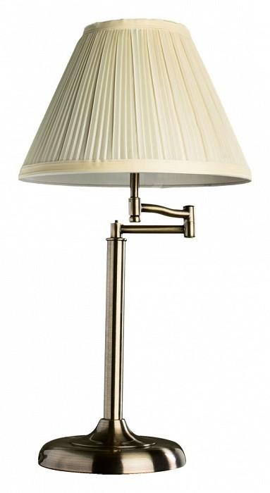 Фото Настольная лампа Arte Lamp E27 220В 60Вт California A2872LT-1AB