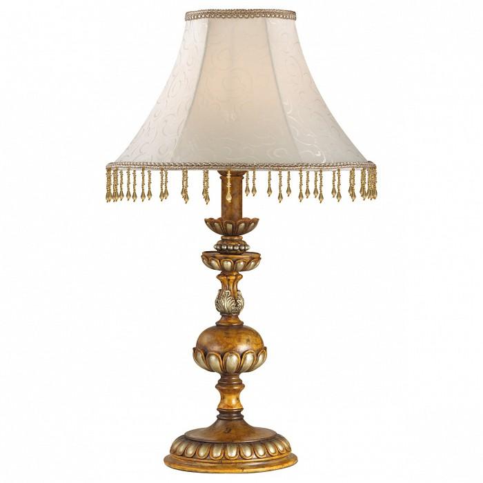 Фото Настольная лампа Odeon Light Ruffin 2455/1T