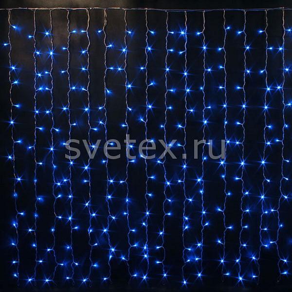 Фото Занавес световой RichLED x 1.5 м x 2 м RL-CS2_1.5 RL-CS2*1.5-T/B