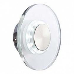 Накладной светильник GloboС 1 плафоном<br>Артикул - GB_32401,Бренд - Globo (Австрия),Коллекция - Dana,Гарантия, месяцы - 24,Время изготовления, дней - 1,Диаметр, мм - 150,Размер упаковки, мм - 140x165x165,Тип лампы - светодиодная [LED],Общее кол-во ламп - 10,Напряжение питания лампы, В - 220,Максимальная мощность лампы, Вт - 0.06,Лампы в комплекте - светодиодные [LED],Цвет плафонов и подвесок - неокрашенный,Тип поверхности плафонов - прозрачный,Материал плафонов и подвесок - полимер, стекло,Цвет арматуры - хром,Тип поверхности арматуры - глянцевый,Материал арматуры - нержавеющая сталь,Класс электробезопасности - I,Степень пылевлагозащиты, IP - 44,Диапазон рабочих температур - от -40^C до +40^C<br>