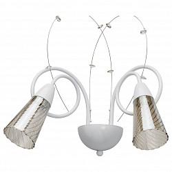 Бра MW-LightБолее 1 лампы<br>Артикул - MW_303022202,Бренд - MW-Light (Германия),Коллекция - Эллегия 6,Гарантия, месяцы - 24,Высота, мм - 250,Тип лампы - компактная люминесцентная [КЛЛ] ИЛИнакаливания ИЛИсветодиодная [LED],Общее кол-во ламп - 2,Напряжение питания лампы, В - 220,Максимальная мощность лампы, Вт - 40,Лампы в комплекте - отсутствуют,Цвет плафонов и подвесок - янтарный,Тип поверхности плафонов - прозрачный, рельефный,Материал плафонов и подвесок - стекло,Цвет арматуры - белый,Тип поверхности арматуры - матовый,Материал арматуры - металл,Возможность подлючения диммера - можно, если установить лампу накаливания,Тип цоколя лампы - E14,Класс электробезопасности - I,Общая мощность, Вт - 80,Степень пылевлагозащиты, IP - 20,Диапазон рабочих температур - комнатная температура,Дополнительные параметры - светильник предназначен для использования со скрытой проводкой<br>