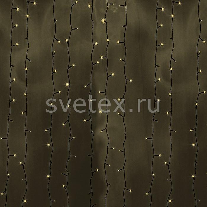Фото Занавес световой Неон-Найт x 3 м x 2 м LED-TPL-38_20 235-146
