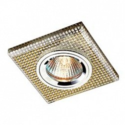 Встраиваемый светильник NovotechСветильники для натяжных потолков<br>Артикул - NV_369903,Бренд - Novotech (Венгрия),Коллекция - Shikku,Гарантия, месяцы - 24,Тип лампы - галогеновая ИЛИсветодиодная [LED],Общее кол-во ламп - 1,Напряжение питания лампы, В - 12,Максимальная мощность лампы, Вт - 50,Лампы в комплекте - отсутствуют,Цвет арматуры - неокрашенный, золотой, хром,Тип поверхности арматуры - глянцевый,Материал арматуры - алюминиевый сплав,Возможность подлючения диммера - можно, если установить галогеновую лампу и подключить трансформатор 12 В с возможностью диммирования,Форма и тип колбы - полусферическая с рефлектором,Тип цоколя лампы - GX5.3,Класс электробезопасности - III,Общая мощность, Вт - 50,Степень пылевлагозащиты, IP - 20,Диапазон рабочих температур - комнатная температура,Дополнительные параметры - электрохимическая полировка арматуры<br>