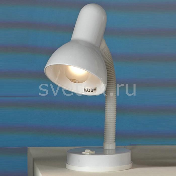 Фото Настольная лампа Lussole E27 220В 60Вт Praha LST-4154-01
