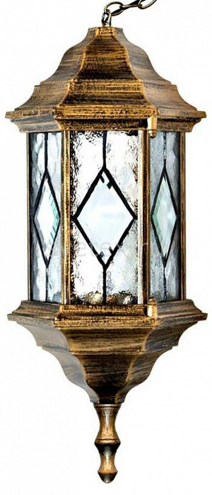Подвесной светильник FeronСветильники<br>Артикул - FE_11347,Бренд - Feron (Китай),Коллекция - Витраж с ромбом,Гарантия, месяцы - 24,Длина, мм - 165,Ширина, мм - 165,Высота, мм - 360-860,Тип лампы - компактная люминесцентная [КЛЛ] ИЛИнакаливания ИЛИсветодиодная [LED],Общее кол-во ламп - 1,Напряжение питания лампы, В - 220,Максимальная мощность лампы, Вт - 60,Лампы в комплекте - отсутствуют,Цвет плафонов и подвесок - неокрашенный,Тип поверхности плафонов - прозрачный, рельефный,Материал плафонов и подвесок - стекло,Цвет арматуры - золото черненое,Тип поверхности арматуры - матовый, рельефный,Материал арматуры - силумин,Количество плафонов - 1,Тип цоколя лампы - E27,Класс электробезопасности - I,Степень пылевлагозащиты, IP - 44,Диапазон рабочих температур - от -40^C до +40^C,Дополнительные параметры - способ крепления светильника к потолку - на крюке, регулируется по высоте<br>