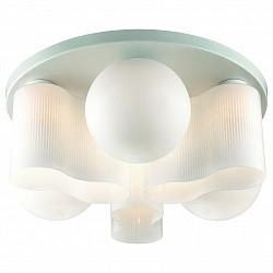 Потолочная люстра ST-LuceБолее 6 ламп<br>Артикул - SL539.502.09,Бренд - ST-Luce (Китай),Коллекция - Schiuma,Гарантия, месяцы - 24,Высота, мм - 230,Диаметр, мм - 600,Размер упаковки, мм - 610x610x380,Тип лампы - компактная люминесцентная [КЛЛ] ИЛИнакаливания ИЛИсветодиодная [LED],Общее кол-во ламп - 9,Напряжение питания лампы, В - 220,Максимальная мощность лампы, Вт - 40,Лампы в комплекте - отсутствуют,Цвет плафонов и подвесок - белый,Тип поверхности плафонов - матовый,Материал плафонов и подвесок - стекло,Цвет арматуры - никель,Тип поверхности арматуры - матовый,Материал арматуры - металл,Возможность подлючения диммера - можно, если установить лампу накаливания,Тип цоколя лампы - E27,Класс электробезопасности - I,Общая мощность, Вт - 360,Степень пылевлагозащиты, IP - 20,Диапазон рабочих температур - комнатная температура,Дополнительные параметры - способ крепления светильника к потолку - на монтажной пластине<br>