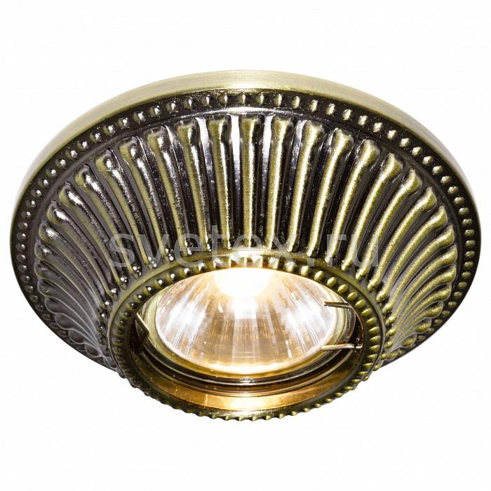 Фото Встраиваемый светильник Arte Lamp Arena A5298PL-1AB