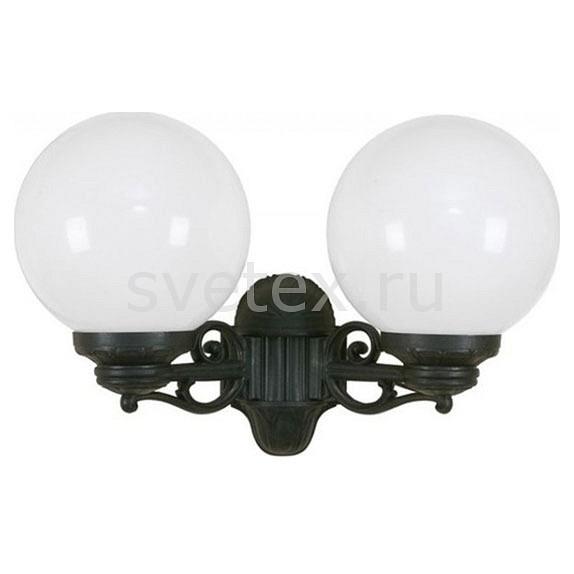 Светильник на штанге FumagalliСветильники<br>Артикул - FU_G25.141.000.AYE27,Бренд - Fumagalli (Италия),Коллекция - Globe 250,Гарантия, месяцы - 24,Ширина, мм - 600,Высота, мм - 370,Тип лампы - компактная люминесцентная [КЛЛ] ИЛИнакаливания ИЛИсветодиодная [LED],Общее кол-во ламп - 2,Напряжение питания лампы, В - 220,Максимальная мощность лампы, Вт - 60,Лампы в комплекте - отсутствуют,Цвет плафонов и подвесок - белый,Тип поверхности плафонов - матовый,Материал плафонов и подвесок - полимер,Цвет арматуры - черный,Тип поверхности арматуры - матовый,Материал арматуры - металл,Количество плафонов - 2,Тип цоколя лампы - E27,Класс электробезопасности - I,Общая мощность, Вт - 120,Степень пылевлагозащиты, IP - 55,Диапазон рабочих температур - от -40^C до +40^C,Дополнительные параметры - способ крепления светильника на стене – на монтажной пластине<br>