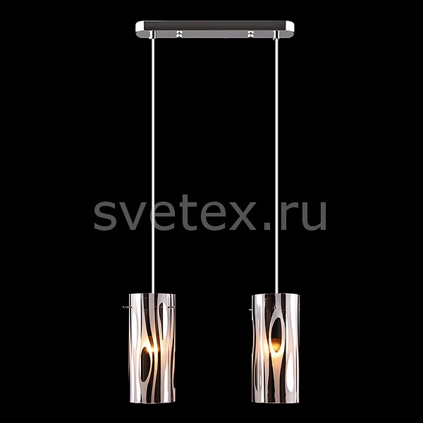 Подвесной светильник EurosvetСветодиодные<br>Артикул - EV_4496,Бренд - Eurosvet (Китай),Коллекция - 1575,Гарантия, месяцы - 24,Длина, мм - 380,Ширина, мм - 130,Высота, мм - 950,Тип лампы - компактная люминесцентная [КЛЛ] ИЛИнакаливания ИЛИсветодиодная [LED],Общее кол-во ламп - 2,Напряжение питания лампы, В - 220,Максимальная мощность лампы, Вт - 60,Лампы в комплекте - отсутствуют,Цвет плафонов и подвесок - белый, хром,Тип поверхности плафонов - глянцевый, матовый,Материал плафонов и подвесок - металл, стекло,Цвет арматуры - хром,Тип поверхности арматуры - глянцевый,Материал арматуры - металл,Количество плафонов - 2,Тип цоколя лампы - E27,Класс электробезопасности - I,Общая мощность, Вт - 120,Степень пылевлагозащиты, IP - 20,Диапазон рабочих температур - комнатная температура<br>