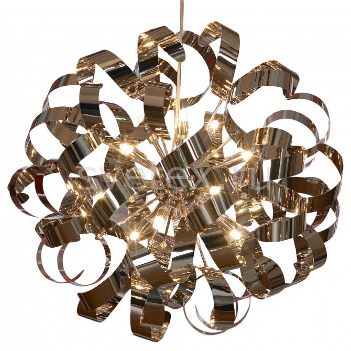 Подвесной светильник LussoleСветильники<br>Артикул - LSA-5903-12,Бренд - Lussole (Италия),Коллекция - Briosco,Гарантия, месяцы - 24,Время изготовления, дней - 1,Высота, мм - 1600,Диаметр, мм - 650,Тип лампы - галогеновая,Общее кол-во ламп - 12,Напряжение питания лампы, В - 220,Максимальная мощность лампы, Вт - 40,Цвет лампы - белый теплый,Лампы в комплекте - галогеновые G9,Цвет плафонов и подвесок - хром черный,Тип поверхности плафонов - глянцевый,Материал плафонов и подвесок - металл,Цвет арматуры - хром,Тип поверхности арматуры - глянцевый,Материал арматуры - металл,Возможность подлючения диммера - можно,Форма и тип колбы - пальчиковая,Тип цоколя лампы - G9,Цветовая температура, K - 2800 - 3200 K,Экономичнее лампы накаливания - на 50%,Класс электробезопасности - I,Общая мощность, Вт - 480,Степень пылевлагозащиты, IP - 20,Диапазон рабочих температур - комнатная температура<br>