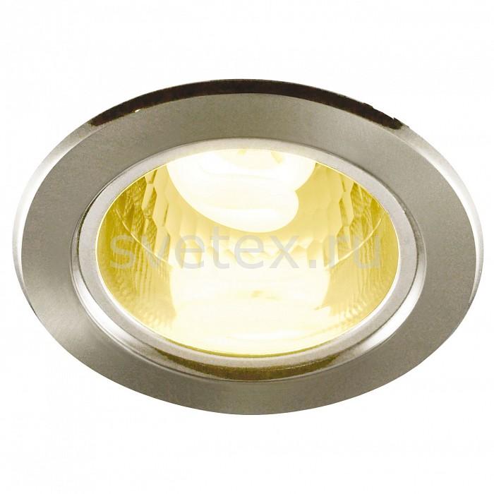 Фото Встраиваемый светильник Arte Lamp General A8043PL-1SS