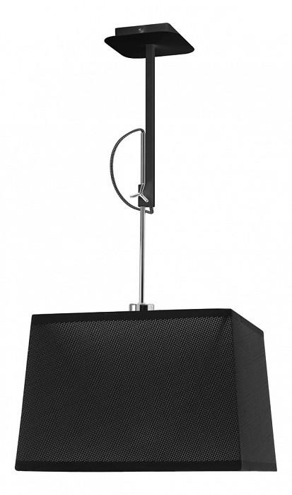 Светильник на штанге MantraКвадратные<br>Артикул - MN_5301_5305,Бренд - Mantra (Испания),Коллекция - Habana,Гарантия, месяцы - 24,Длина, мм - 450,Ширина, мм - 450,Высота, мм - 560-805,Тип лампы - компактная люминесцентная [КЛЛ] ИЛИсветодиодная [LED],Общее кол-во ламп - 1,Напряжение питания лампы, В - 220,Максимальная мощность лампы, Вт - 23,Лампы в комплекте - отсутствуют,Цвет плафонов и подвесок - черный,Тип поверхности плафонов - матовый,Материал плафонов и подвесок - текстиль,Цвет арматуры - черный, хром,Тип поверхности арматуры - глянцевый, матовый,Материал арматуры - металл,Количество плафонов - 1,Тип цоколя лампы - E27,Класс электробезопасности - I,Степень пылевлагозащиты, IP - 20,Диапазон рабочих температур - комнатная температура,Дополнительные параметры - способ крепления светильника к потолку - на монтажной пластине, регулируется по высоте<br>