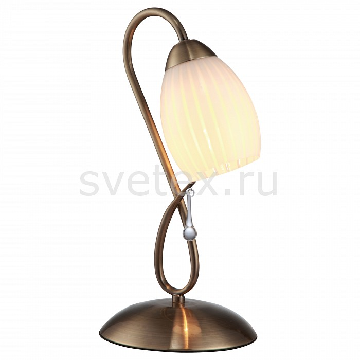 Фото Настольная лампа Arte Lamp E14 220В 40Вт Corniolo A9534LT-1AB