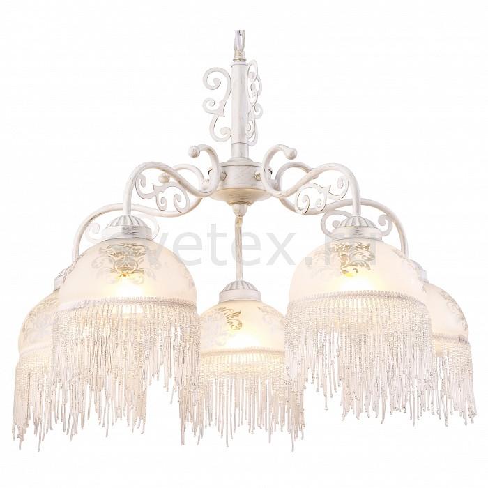 Фото Подвесная люстра Arte Lamp Perlina A9560LM-5WG