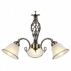 Подвесная люстра GloboНе более 4 ламп<br>Артикул - GB_60208-3,Бренд - Globo (Австрия),Коллекция - Odin,Гарантия, месяцы - 24,Высота, мм - 1200,Диаметр, мм - 600,Тип лампы - компактная люминесцентная [КЛЛ] ИЛИнакаливания ИЛИсветодиодная [LED],Общее кол-во ламп - 3,Напряжение питания лампы, В - 220,Максимальная мощность лампы, Вт - 60,Лампы в комплекте - отсутствуют,Цвет плафонов и подвесок - белый с каймой,Тип поверхности плафонов - матовый,Материал плафонов и подвесок - стекло,Цвет арматуры - бронза античная,Тип поверхности арматуры - глянцевый,Материал арматуры - металл,Возможность подлючения диммера - можно, если установить лампу накаливания,Тип цоколя лампы - E27,Класс электробезопасности - I,Общая мощность, Вт - 180,Степень пылевлагозащиты, IP - 20,Диапазон рабочих температур - комнатная температура,Дополнительные параметры - способ крепления светильника к потолку - на крюке<br>