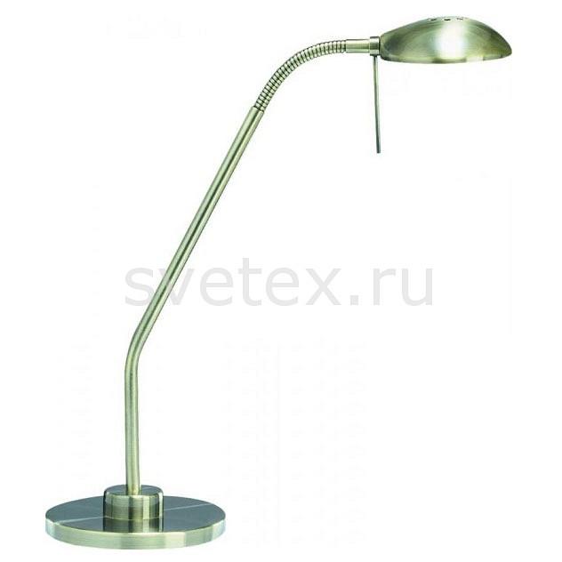 Фото Настольная лампа Arte Lamp Flamingo A2250LT-1AB