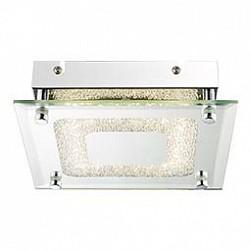 Накладной светильник GloboКвадратные<br>Артикул - GB_49229-6,Бренд - Globo (Австрия),Коллекция - Cyris,Гарантия, месяцы - 24,Тип лампы - светодиодная [LED],Общее кол-во ламп - 1,Напряжение питания лампы, В - 220,Максимальная мощность лампы, Вт - 6,Лампы в комплекте - светодиодная [LED],Цвет плафонов и подвесок - неокрашенный с белой каймой,Тип поверхности плафонов - матовый, прозрачный,Материал плафонов и подвесок - акрил, стекло,Цвет арматуры - хром,Тип поверхности арматуры - глянцевый, металлик,Материал арматуры - металл,Количество плафонов - 1,Возможность подлючения диммера - нельзя,Класс электробезопасности - I,Степень пылевлагозащиты, IP - 20,Диапазон рабочих температур - комнатная температура,Дополнительные параметры - способ крепления светильника к потолку и стене – на монтажной пластине<br>