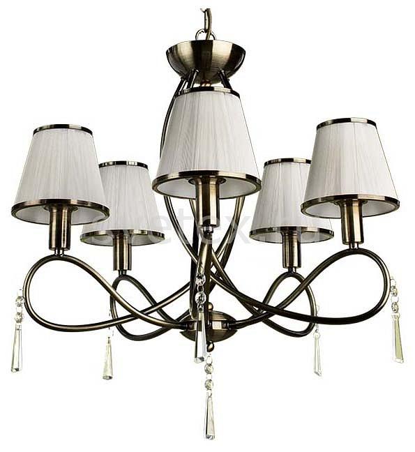 Фото Подвесная люстра Arte Lamp Logico A1035LM-5AB