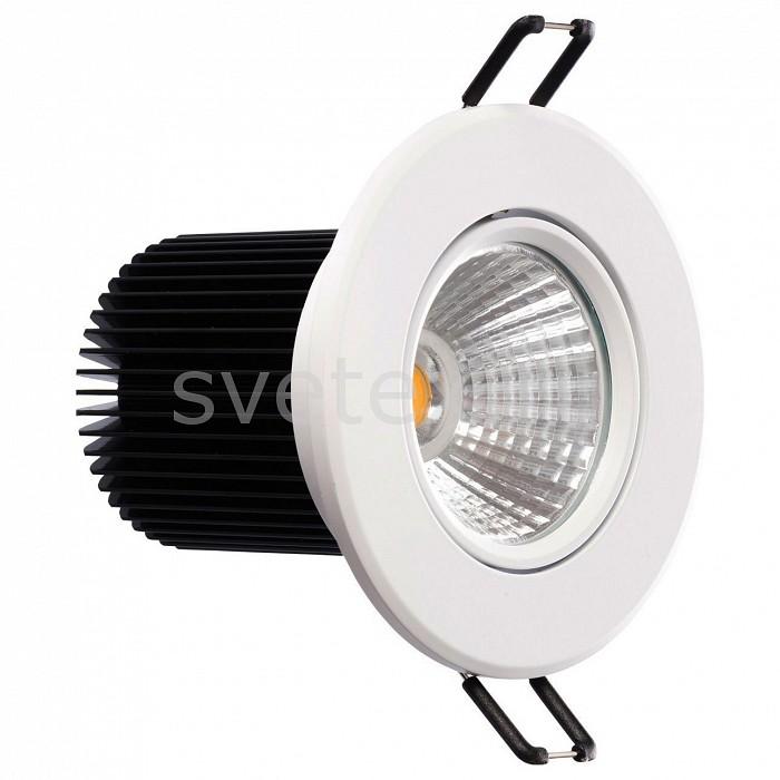 Фото Встраиваемый светильник MW-Light Круз 637013701