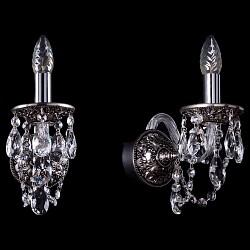Бра Bohemia Ivele CrystalС 1 лампой<br>Артикул - BI_1610_1_NB,Бренд - Bohemia Ivele Crystal (Чехия),Коллекция - 1610,Гарантия, месяцы - 12,Высота, мм - 250,Размер упаковки, мм - 250x180x170,Тип лампы - компактная люминесцентная [КЛЛ] ИЛИнакаливания ИЛИсветодиодная [LED],Общее кол-во ламп - 1,Напряжение питания лампы, В - 220,Максимальная мощность лампы, Вт - 40,Лампы в комплекте - отсутствуют,Цвет плафонов и подвесок - неокрашенный,Тип поверхности плафонов - прозрачный,Материал плафонов и подвесок - хрусталь,Цвет арматуры - неокрашенный, никель черненый,Тип поверхности арматуры - глянцевый, прозрачный,Материал арматуры - металл, стекло,Возможность подлючения диммера - можно, если установить лампу накаливания,Форма и тип колбы - свеча ИЛИ свеча на ветру,Тип цоколя лампы - E14,Класс электробезопасности - I,Степень пылевлагозащиты, IP - 20,Диапазон рабочих температур - комнатная температура,Дополнительные параметры - способ крепления светильника – на монтажной пластине, светильник предназначен для использования со скрытой проводкой<br>