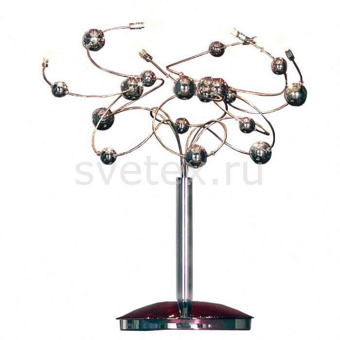 Фото Настольная лампа декоративная Lussole G4 12В 10Вт 2800-3200 K Bitonto LSQ-5404-06