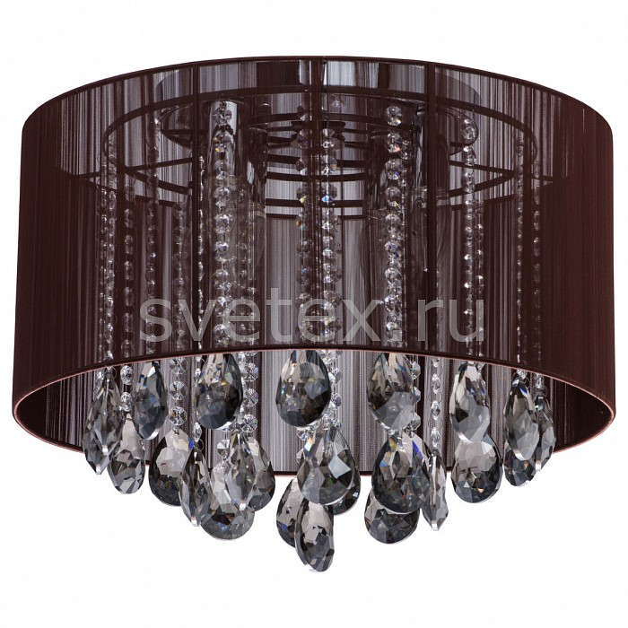 Накладной светильник MW-LightКруглые<br>Артикул - MW_465014506,Бренд - MW-Light (Германия),Коллекция - Жаклин,Гарантия, месяцы - 24,Высота, мм - 350,Диаметр, мм - 450,Тип лампы - компактная люминесцентная [КЛЛ] ИЛИнакаливания ИЛИсветодиодная [LED],Общее кол-во ламп - 6,Напряжение питания лампы, В - 220,Максимальная мощность лампы, Вт - 60,Лампы в комплекте - отсутствуют,Цвет плафонов и подвесок - коричневый, неокрашенный,Тип поверхности плафонов - прозрачный,Материал плафонов и подвесок - нить, хрусталь,Цвет арматуры - хром,Тип поверхности арматуры - глянцевый,Материал арматуры - металл,Количество плафонов - 1,Возможность подлючения диммера - можно, если установить лампу накаливания,Тип цоколя лампы - E14,Класс электробезопасности - I,Общая мощность, Вт - 360,Степень пылевлагозащиты, IP - 20,Диапазон рабочих температур - комнатная температура,Дополнительные параметры - способ крепления светильника к потолку - на монтажной пластине<br>