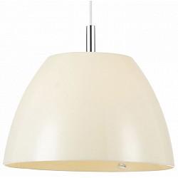Подвесной светильник ST-LuceБарные<br>Артикул - SL480.553.01,Бренд - ST-Luce (Китай),Коллекция - SL480,Гарантия, месяцы - 24,Высота, мм - 220-1800,Диаметр, мм - 350,Размер упаковки, мм - 360х360х255,Тип лампы - компактная люминесцентная [КЛЛ] ИЛИнакаливания ИЛИсветодиодная [LED],Общее кол-во ламп - 1,Напряжение питания лампы, В - 220,Максимальная мощность лампы, Вт - 40,Лампы в комплекте - отсутствуют,Цвет плафонов и подвесок - бежевый,Тип поверхности плафонов - глянцевый,Материал плафонов и подвесок - акрил,Цвет арматуры - белый,Тип поверхности арматуры - матовый,Материал арматуры - полимер,Возможность подлючения диммера - можно, если установить лампу накаливания,Тип цоколя лампы - E27,Класс электробезопасности - I,Степень пылевлагозащиты, IP - 20,Диапазон рабочих температур - комнатная температура,Дополнительные параметры - регулируется по высоте, способ крепления светильника к потолку – на монтажной пластине<br>