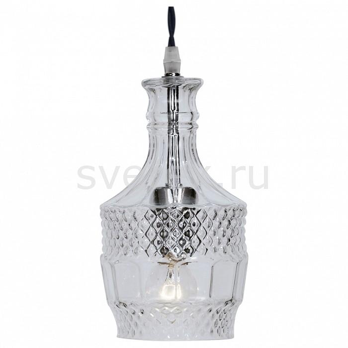 Подвесной светильник LussoleБарные<br>Артикул - LSP-9673,Бренд - Lussole (Италия),Коллекция - Сирмионе,Гарантия, месяцы - 24,Высота, мм - 250-1500,Диаметр, мм - 100,Тип лампы - компактная люминесцентная [КЛЛ] ИЛИнакаливания ИЛИсветодиодная [LED],Общее кол-во ламп - 1,Напряжение питания лампы, В - 220,Максимальная мощность лампы, Вт - 60,Лампы в комплекте - отсутствуют,Цвет плафонов и подвесок - неокрашенный,Тип поверхности плафонов - прозрачный, рельефный,Материал плафонов и подвесок - стекло,Цвет арматуры - хром,Тип поверхности арматуры - глянцевый,Материал арматуры - металл,Количество плафонов - 1,Возможность подлючения диммера - можно, если установить лампу накаливания,Тип цоколя лампы - E27,Класс электробезопасности - I,Степень пылевлагозащиты, IP - 20,Диапазон рабочих температур - комнатная температура,Дополнительные параметры - способ крепления светильника к потолоку - на монтажной пластине, регулируется по высоте<br>