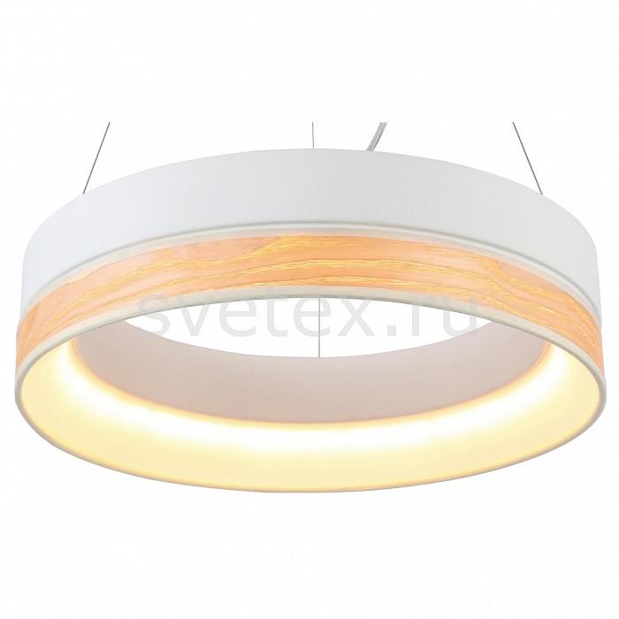 Подвесной светильник FavouriteДеревянные<br>Артикул - FV_1357-120P,Бренд - Favourite (Германия),Коллекция - Ledino,Гарантия, месяцы - 24,Время изготовления, дней - 1,Высота, мм - 105-1000,Диаметр, мм - 440,Тип лампы - светодиодная [LED],Общее кол-во ламп - 120,Напряжение питания лампы, В - 220,Максимальная мощность лампы, Вт - 0.36,Лампы в комплекте - светодиодные [LED],Цвет плафонов и подвесок - бежевый, белый,Тип поверхности плафонов - матовый,Материал плафонов и подвесок - МДФ, металл,Цвет арматуры - белый,Тип поверхности арматуры - матовый,Материал арматуры - металл,Количество плафонов - 1,Возможность подлючения диммера - нельзя,Экономичнее лампы накаливания - в 15 раз,Класс электробезопасности - I,Общая мощность, Вт - 43,Степень пылевлагозащиты, IP - 20,Диапазон рабочих температур - комнатная температура,Дополнительные параметры - способ крепления светильника к потолку – на монтажной пластине<br>