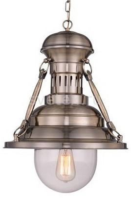Подвесной светильник Arte LampБарные<br>Артикул - AR_A8027SP-1AB,Бренд - Arte Lamp (Италия),Коллекция - Decco,Гарантия, месяцы - 24,Время изготовления, дней - 1,Высота, мм - 550-1750,Диаметр, мм - 400,Тип лампы - компактная люминесцентная [КЛЛ] ИЛИнакаливания ИЛИсветодиодная [LED],Общее кол-во ламп - 1,Напряжение питания лампы, В - 220,Максимальная мощность лампы, Вт - 60,Лампы в комплекте - отсутствуют,Цвет плафонов и подвесок - неокрашенный,Тип поверхности плафонов - прозрачный,Материал плафонов и подвесок - стекло,Цвет арматуры - бронза античная,Тип поверхности арматуры - матовый,Материал арматуры - металл,Количество плафонов - 1,Возможность подлючения диммера - можно, если установить лампу накаливания,Тип цоколя лампы - E27,Класс электробезопасности - I,Степень пылевлагозащиты, IP - 20,Диапазон рабочих температур - комнатная температура,Дополнительные параметры - регулируется по высоте,  способ крепления светильника к потолку – на крюке<br>
