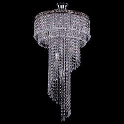 Люстра на штанге Bohemia Ivele Crystal5 или 6 ламп<br>Артикул - BI_8311_40_70_Ni,Бренд - Bohemia Ivele Crystal (Чехия),Коллекция - 8311,Гарантия, месяцы - 24,Высота, мм - 700,Диаметр, мм - 400,Размер упаковки, мм - 450x450x200,Тип лампы - компактная люминесцентная [КЛЛ] ИЛИнакаливания ИЛИсветодиодная [LED],Общее кол-во ламп - 5,Напряжение питания лампы, В - 220,Максимальная мощность лампы, Вт - 40,Лампы в комплекте - отсутствуют,Цвет плафонов и подвесок - неокрашенный,Тип поверхности плафонов - прозрачный,Материал плафонов и подвесок - хрусталь,Цвет арматуры - никель,Тип поверхности арматуры - глянцевый,Материал арматуры - латунь,Возможность подлючения диммера - можно, если установить лампу накаливания,Тип цоколя лампы - E14,Класс электробезопасности - I,Общая мощность, Вт - 200,Степень пылевлагозащиты, IP - 20,Диапазон рабочих температур - комнатная температура,Дополнительные параметры - способ крепления светильника к потолку - на крюке<br>