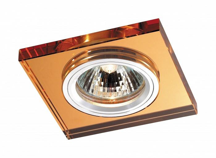 Встраиваемый светильник NovotechХрустальные<br>Артикул - NV_369754,Бренд - Novotech (Венгрия),Коллекция - Mirror,Гарантия, месяцы - 24,Время изготовления, дней - 1,Длина, мм - 85,Ширина, мм - 85,Глубина, мм - 15,Размер врезного отверстия, мм - 68,Тип лампы - галогеновая ИЛИсветодиодная [LED],Общее кол-во ламп - 1,Напряжение питания лампы, В - 12,Максимальная мощность лампы, Вт - 50,Лампы в комплекте - отсутствуют,Цвет плафонов и подвесок - янтарный,Тип поверхности плафонов - прозрачный,Материал плафонов и подвесок - хрусталь,Цвет арматуры - алюминий,Тип поверхности арматуры - глянцевый,Материал арматуры - металл,Количество плафонов - 1,Возможность подлючения диммера - можно, если установить галогеновую лампу,Форма и тип колбы - полусферическая с рефлектором ИЛИполусферическая с радиатором,Тип цоколя лампы - GX5.3,Экономичнее лампы накаливания - на 50%,Класс электробезопасности - I,Напряжение питания, В - 220,Степень пылевлагозащиты, IP - 20,Диапазон рабочих температур - комнатная температура,Дополнительные параметры - возможна установка лампы GX5.3 (MR-16) на 12 В с подключением через трансформатор 12 В<br>