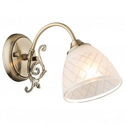 Бра GloboС 1 лампой<br>Артикул - GB_69013W,Бренд - Globo (Австрия),Коллекция - Tialda,Гарантия, месяцы - 24,Высота, мм - 200,Размер упаковки, мм - 210х170х180,Тип лампы - компактная люминесцентная [КЛЛ] ИЛИнакаливания ИЛИсветодиодная [LED],Общее кол-во ламп - 1,Напряжение питания лампы, В - 220,Максимальная мощность лампы, Вт - 60,Лампы в комплекте - отсутствуют,Цвет плафонов и подвесок - белый с рисунком и каймой,Тип поверхности плафонов - матовый,Материал плафонов и подвесок - стекло,Цвет арматуры - бронза,Тип поверхности арматуры - матовый,Материал арматуры - металл,Возможность подлючения диммера - можно, если установить лампу накаливания,Тип цоколя лампы - E14,Класс электробезопасности - I,Степень пылевлагозащиты, IP - 20,Диапазон рабочих температур - комнатная температура,Дополнительные параметры - светильник предназначен для использования со скрытой проводкой<br>
